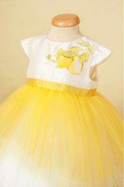 Rochie fete de lux Lemon Dress