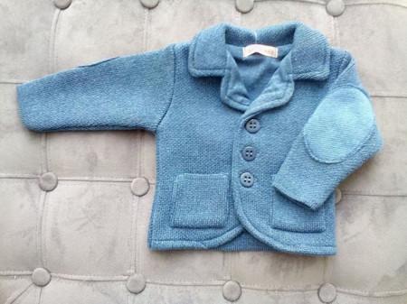 Sacou Baieti tricotat A1