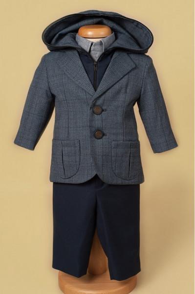 Costum elegant Mister Grey