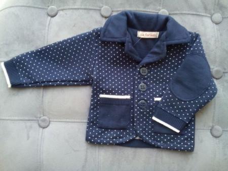 Sacou Baieti tricotat A2