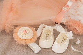 Set botez Sweet Peach