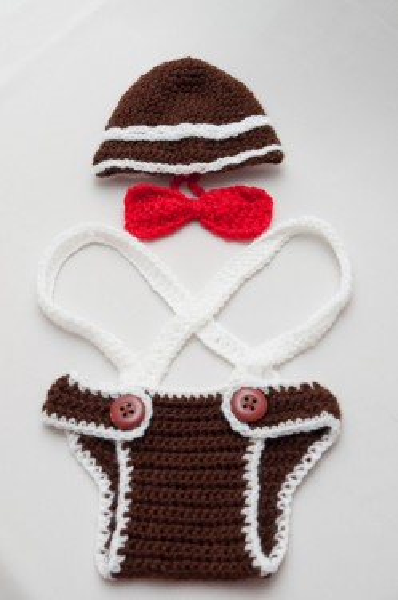 Costumas tricotat Micul Capitan