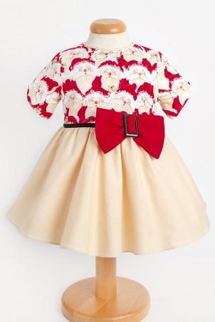 Rochie de sarbatori So Many Santas