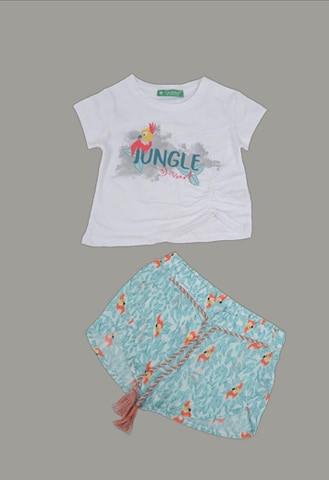 Set fete 2 piese Jungle