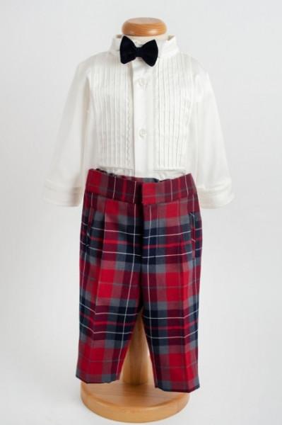 Costum baietei lux James of Scotland