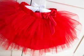 Poze Fustita My Red Tutu