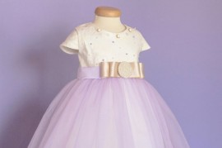 Rochie botez Lavender Dream