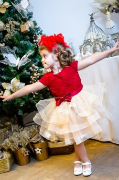 Rochie ocazie Beautiful Christmas