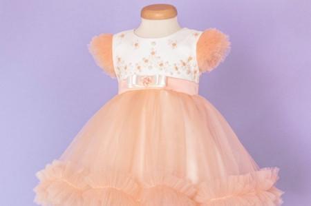 Rochita de gala Sweet Peach