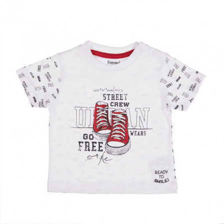 Tricou baieti Babybol 10454