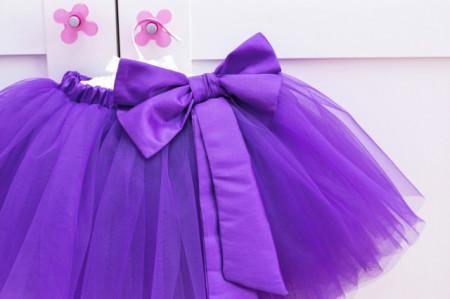 Fustita tutu Perfect Purple
