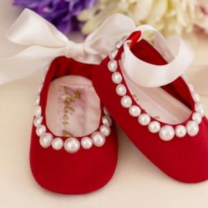 Botosei bebelusi My Red Shoes