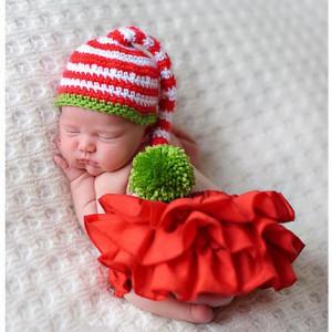 Caciulita tricotata bebelusi Micul Elf