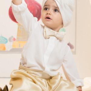 Costum baieti Micul Sultan