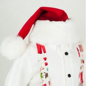 Fes de Mos Craciun fete si baieti Santa's Little Helper