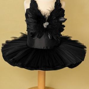 Rochie de lux Black Swan