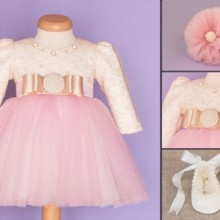 Set botez Dream in Pink