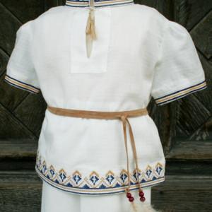 Costum Popular baieti lux