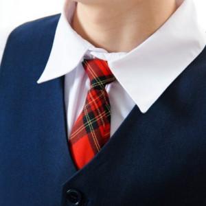 Cravata scoala carouri