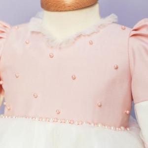 Rochita botez Pink Lady