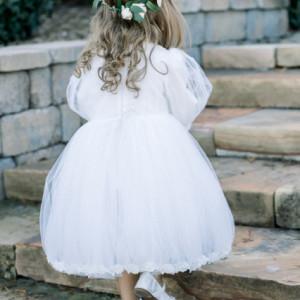 Rochie de lux Little Angel