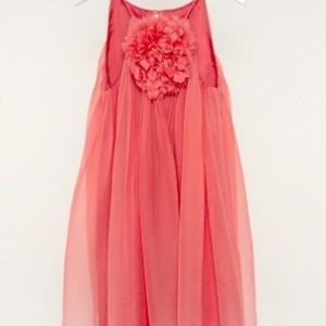 Rochie fete Coral rose