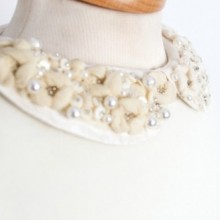 Rochie lux Drops of Pearls