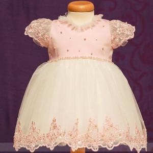 Rochita botez Precious Little Pink