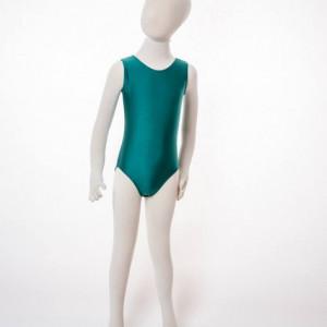 Body balet fete verde inchis