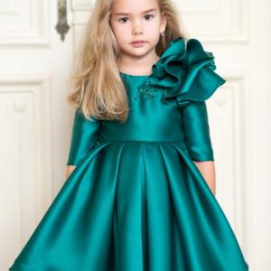 Rochie fete lux Emerald