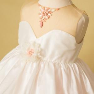 Rochie de lux Coral Necklace