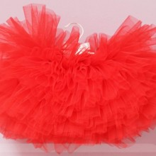 Fustita Red Rose Tutu