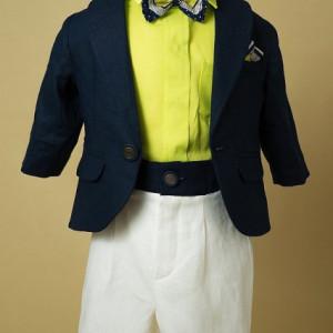 Costum botez de lux Oliver