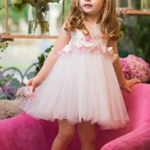 Rochie eleganta Damask Rose