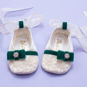 Set botez 3 piese Emerald Queen