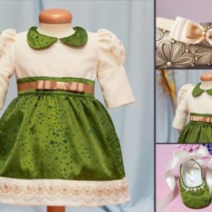 Set Magic Green Fairy