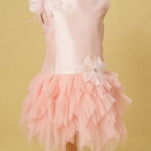 Rochie de lux Pink Forest