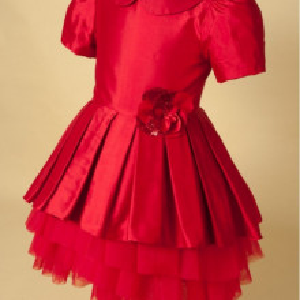 Rochie eleganta Red Rose