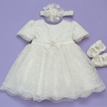 Set botez 4 piese Baby Angel