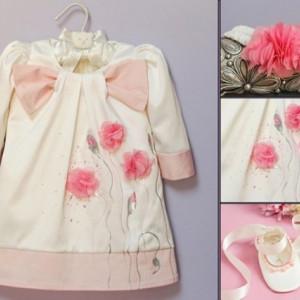 Set Pink Poppies