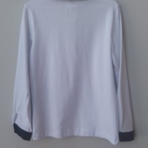 bluze albe scoala
