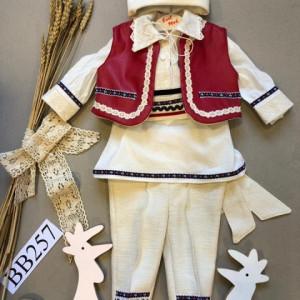 Costum baieti botez traditional EvelMod 7