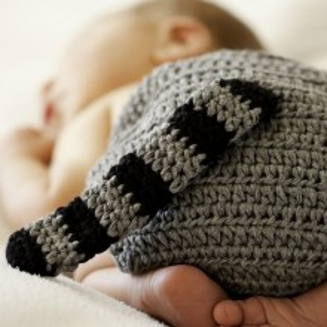 Costum bebelusi Baby Racoon