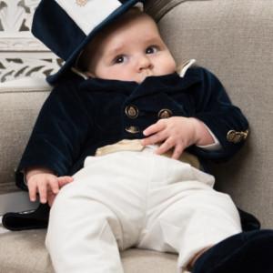 Costum botez de lux O'Malley