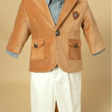 Costum elegant Mister Brown