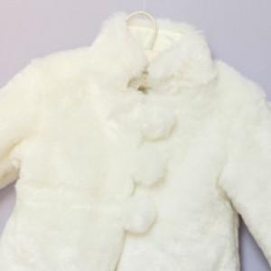 Haina blanita Snow Bunny