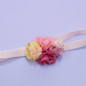 Set botez 4 piese Sweet Flower