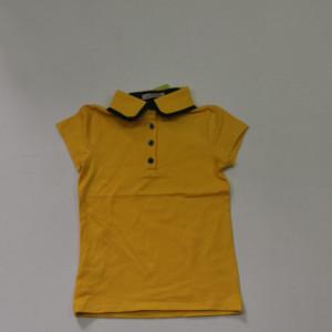 Tricou scoala galbena fete Daciana