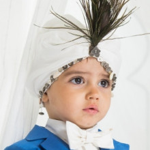 Turban Blue Amir