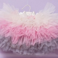Fustita Nude Rose Tutu